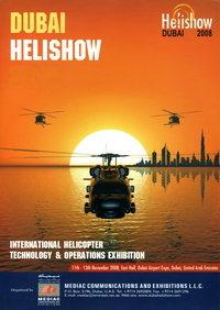 Helishow Dubai - Promotional Brochure Images supplied by NorrPress