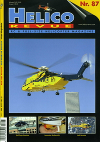 Helico Revue Magazine, Cover story and Cover Photo by NorrPress